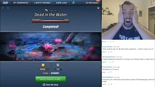 Criminal Case World Edition - Case #26 - Dead in the Water - Chapter 1