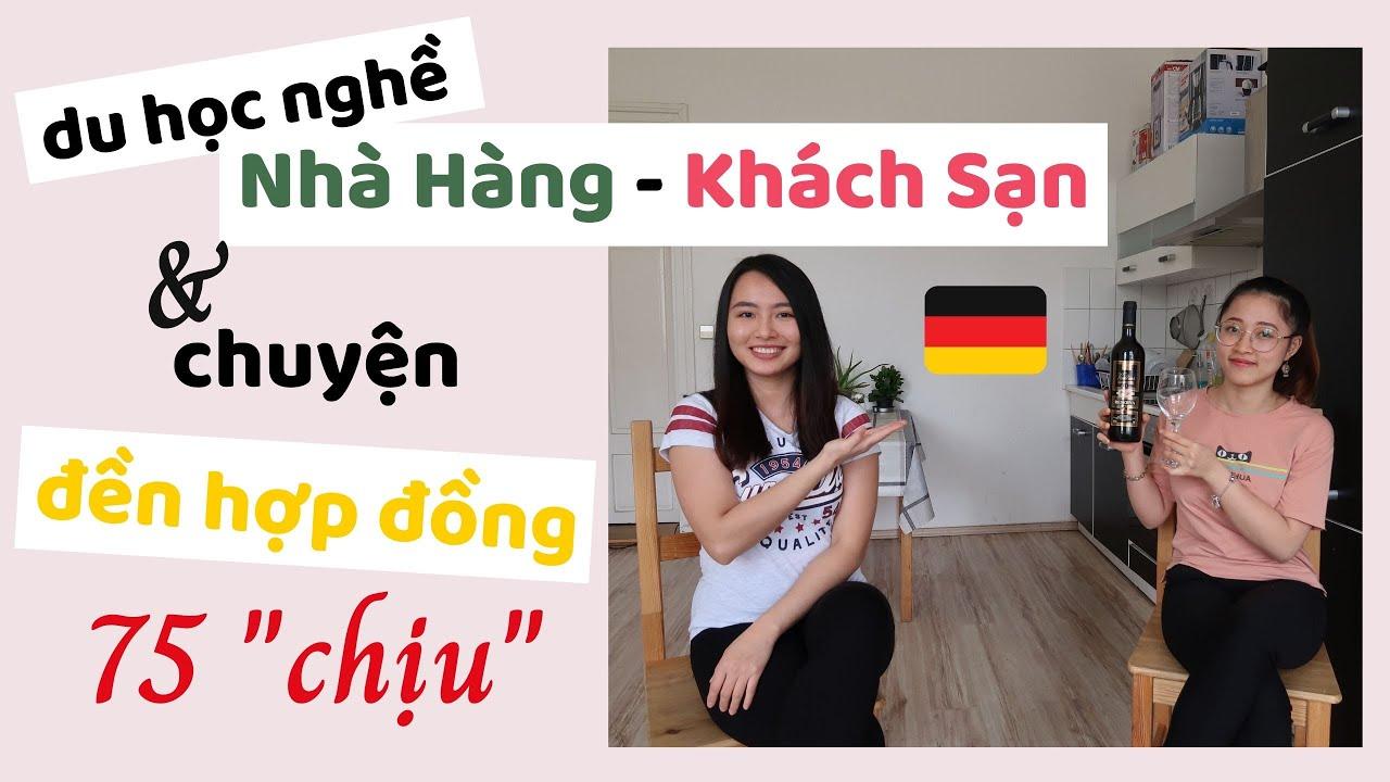 Du Học Đức| Du học nghề Nhà Hàng Khách Sạn