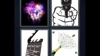 4 Bilder 1 Wort - Level 499 [HD] (iphone, Android, iOS)