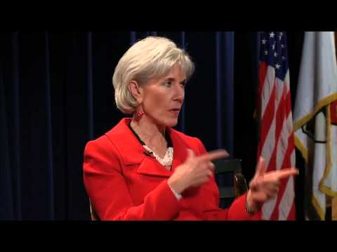 Kathleen Sebelius, U.S. Secretary of Health and Human Services | The Forum at HSPH