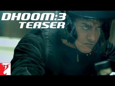 DHOOM:3 TEASER (English Subtitles) - Aamir Khan   Abhishek Bachchan   Katrina Kaif   Uday Chopra