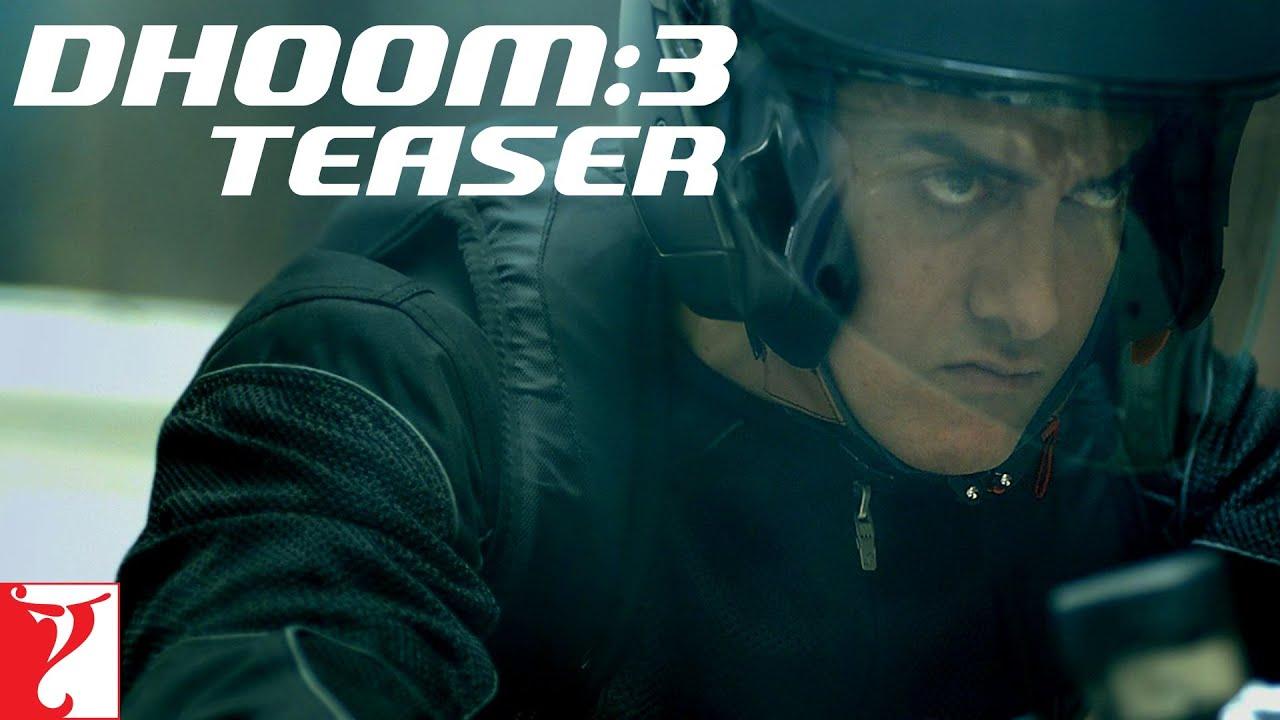 dhoom:3 teaser (english subtitles) - aamir khan | abhishek bachchan