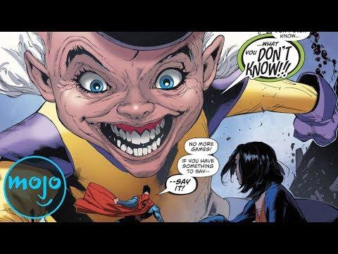 Top 10 Hard to Kill DC Comics Characters