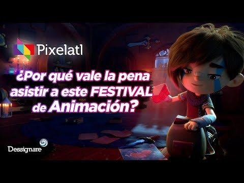 What is Pixelatl FESTIVAL? from YouTube · Duration:  5 minutes 50 seconds