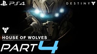 Destiny house of wolves - walkthrough part 4 - final boss & ending