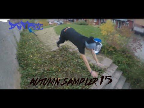 Our Autumn Sampler 15'
