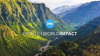 Using the Project World Impact App