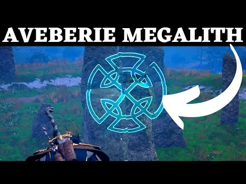 Aveberie Megaliths AC Valhalla Hamtunscire Standing Stone Puzzle Mystery Assassins Creed Valhalla