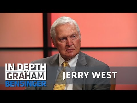 Jerry West: Abuse from dad impacts relationships today