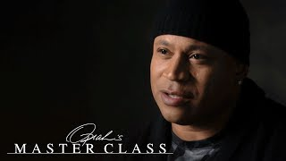 ll cool j highlights a common thread in master class honesty oprahs master class own