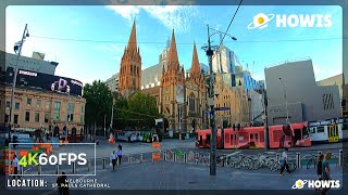 SLOW TV MELBOURNE 2020 | PANDEMIC Service Shutdown DAY 4 | Saint Pauls Cathedral Melbourne