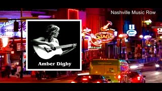 AMBER DIGBY ~ DOWN ON MUSIC ROW