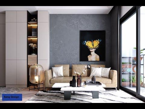 giá thiết kế nội thất chung cư 70m2
