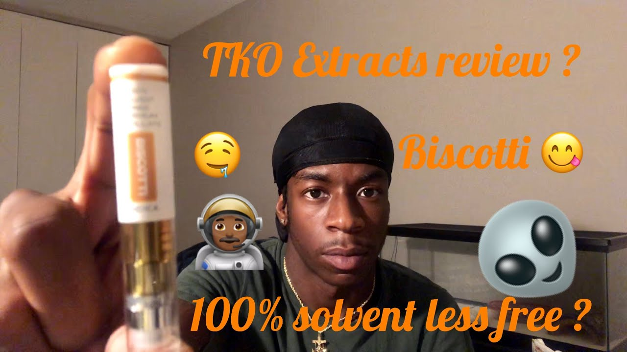 TKO BISCOTTI REVIEW | CBD 5 review👨🏾‍🚀