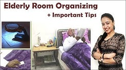 Grandparent Bedroom Organisation  | Elder Care Tips, Useful Websites And Products | Her Fab Way