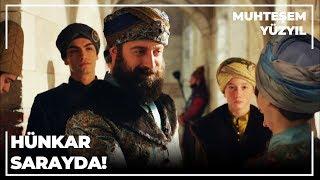 Sultan Süleyman Seferden Döndü! | Muhteşem Yüzyıl