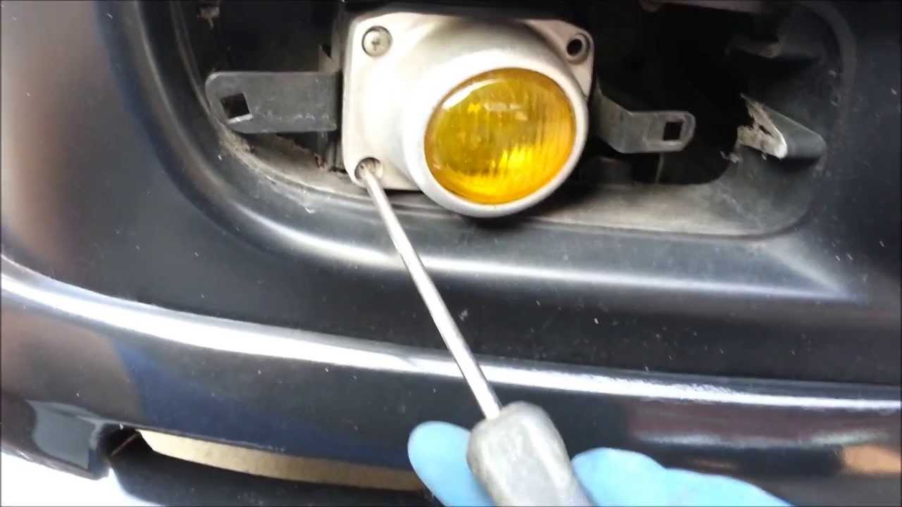How To Install Fog Lights On Honda Civic