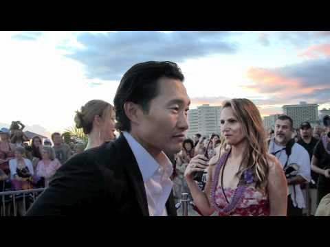 Sunset on the Beach - Red Carpet Highlights