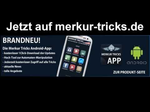 Merkur Tricks App (Hack Tool) von YouTube · HD · Dauer:  14 Sekunden  · 10000+ Aufrufe · hochgeladen am 22/04/2013 · hochgeladen von MerkurTricks