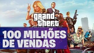 GTA V ultrapassa 100 milhões de vendas e CRACKDOWN gratuito na Xbox Store