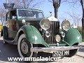 MM CLASICOS ROLLS ROYCE 20 25 1935