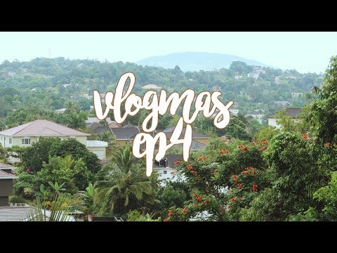 VLOGMAS 4 | LIFE IN JAMAICA 'COUNTRYSIDE' MISSING THE CHRONIXX SHOW + WHY YOUNG JAMAICANS LEAVE