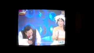 Jhong and Anne Curtis 4th anniversary showtime magpasikat... complete version