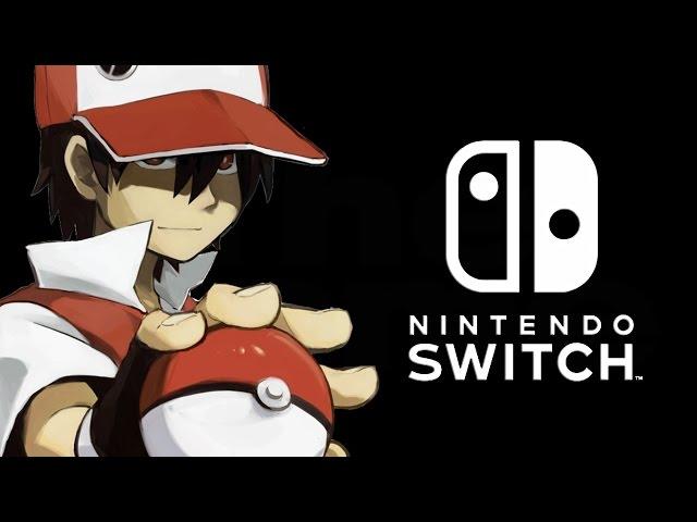 Nintendo Switch Games Pokemon