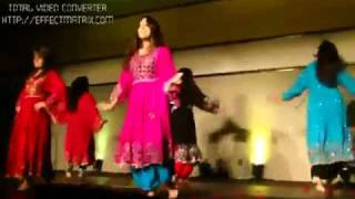 Pahto hit songs with afghani cultural dance and attan  by masoom hurmaz