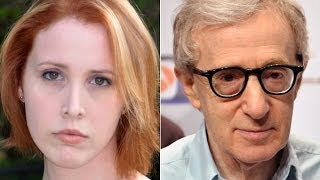 Dylan Farrow Details Sexual Abuse By Woody Allen