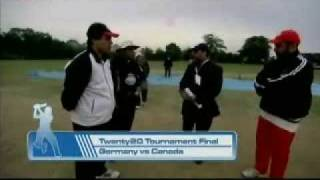Toss & Pre-Match Ceremony & Photo - Final Masroor Cricket Tournament Final