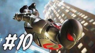 Marvel's Spider-Man #10 | Suit Bao Ngầu Của Black Cat & Dạy Võ Cho Cậu Bé Da Đen