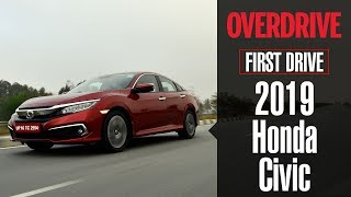 2019 Honda Civic | First Drive Review | OVERDRIVE