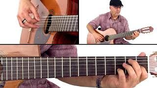 Cuban Guitar Lesson - Guajira Son Intro - Jesús Hernández