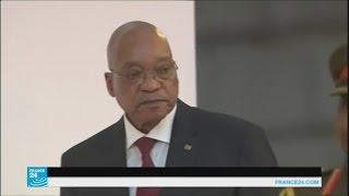 رئيس جنوب أفريقيا متهم بإقامة صلات مشبوهة مع عائلة هندية ثرية