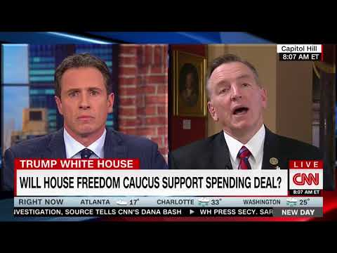 Rep. Gosar debates CNN's Chris Cuomo on DACA