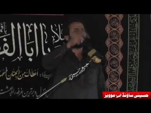 Zakir Syed Mazhar Hussain Bukhari 6 june 2016 Dera Ratowana Ranjha (barmdghi  Zuljina )