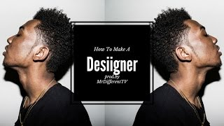 How to make a Desiigner type Beat in FL Studio simple trap beat