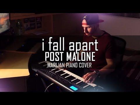 Post Malone - I Fall Apart | Piano Cover +...