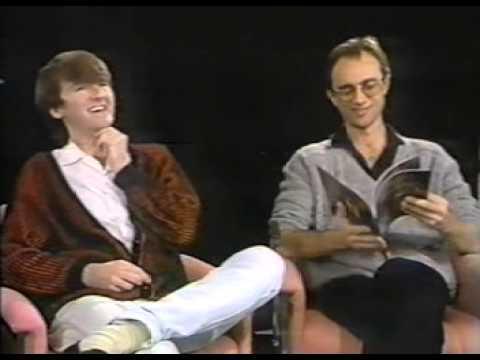 Split Enz Interview - Neil & Nigel