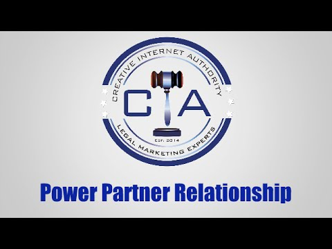 Legal Marketing: Power Partner Relationship