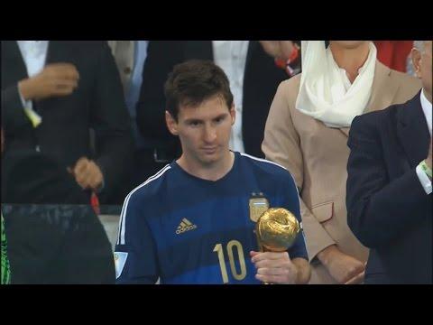 Algo ha cambiado en Messi