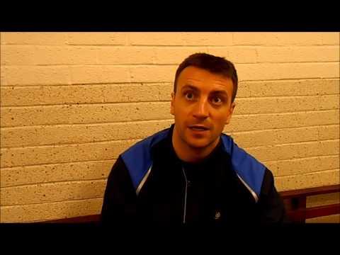 Interview: Wayne Buchanan joins South Shields