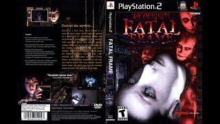 FATAL FRAME I PART 1 PS2 emulator on PC GAMEPLAY LV