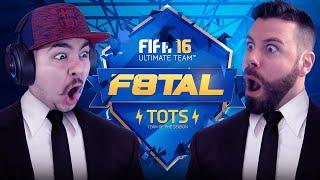 CASTRO1021 VS NICK28T! F8TAL TOTS IBRAHIMOVIC! | FIFA 16 #6