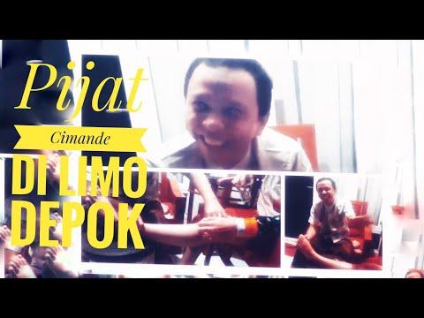 pasien dari bogor di pengobatan totok syaraf h. jajang cipanas.