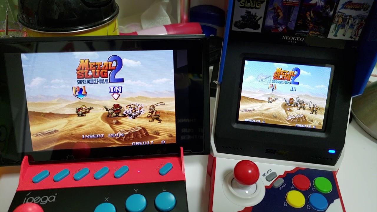 switch several aca neogeo - 1280×720