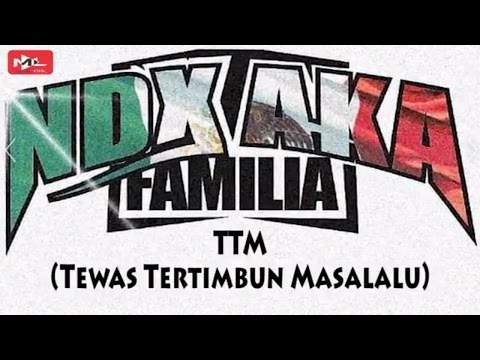 NDX A.K.A - TTM (Tewas Tertimbun Masalalu) lyrics video 2017 by Musik Lirik