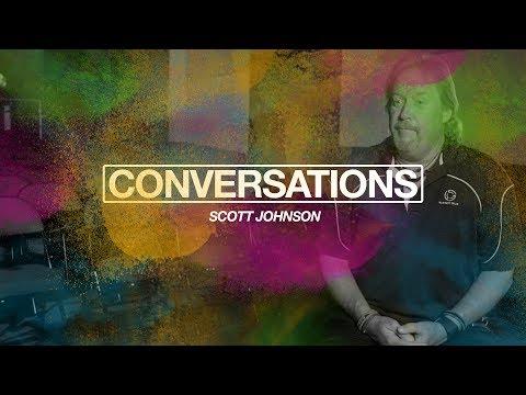 Conversations Scott Johnson - Metamorph 2017