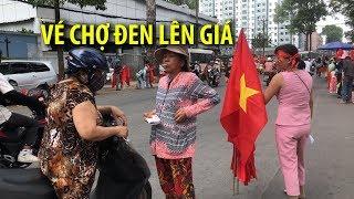 U.23 Việt Nam giao lưu ở TP.HCM: Xuất hiện vé chợ đen giá cao
